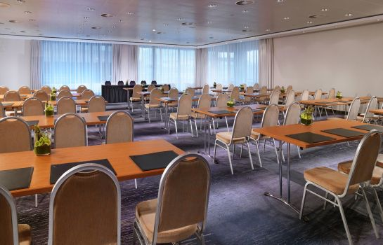 Conference room Sheraton Frankfurt Airport Hotel and Conference Center