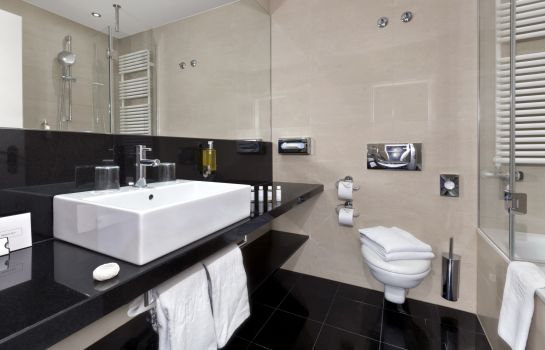 Bagno in camera IntercityHotel