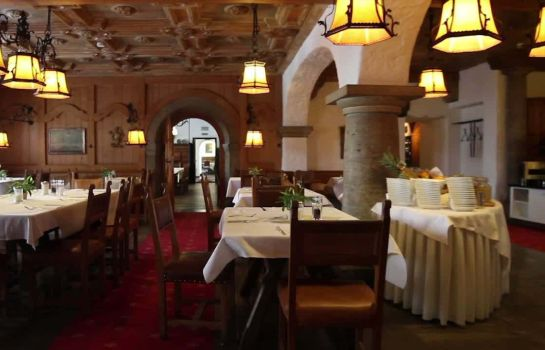 Restaurante Atlas Grand Hotel Partenkirchen