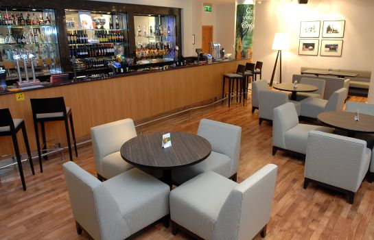 Hotel bar Holiday Inn EDINBURGH
