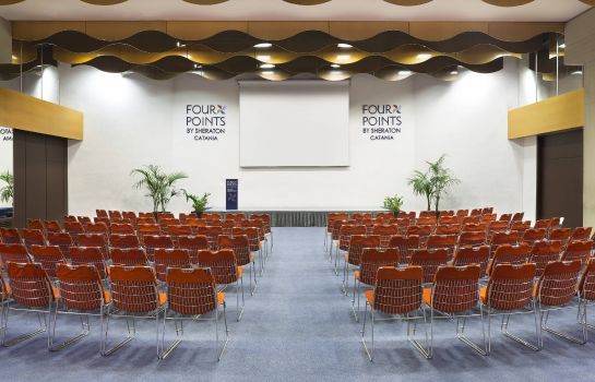 Salle de séminaires Four Points by Sheraton Catania Hotel & Conference Center