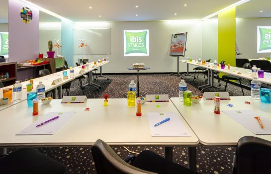 Conference room ibis Styles Paris Tolbiac Bibliothèque