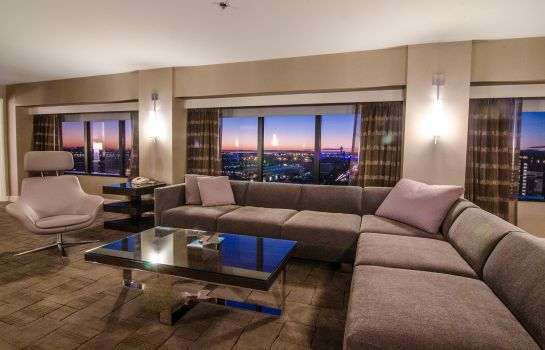 Suite Hilton Los Angeles Airport