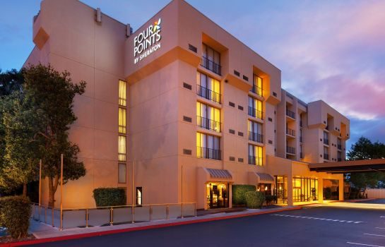 Vista esterna Four Points by Sheraton San Jose Airport