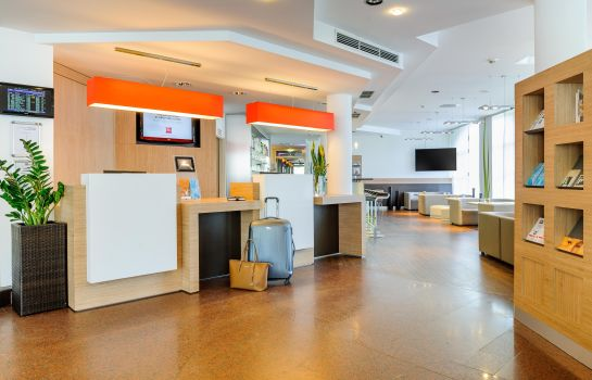 Reception ibis Muenchen City Nord