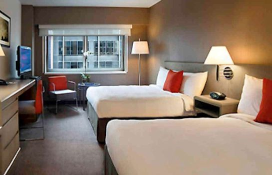 Zimmer Novotel New York Times Square