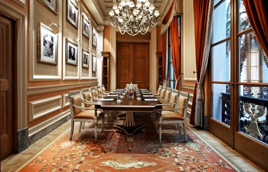 Meeting room Hotel Grande Bretagne a Luxury Collection Hotel Athens