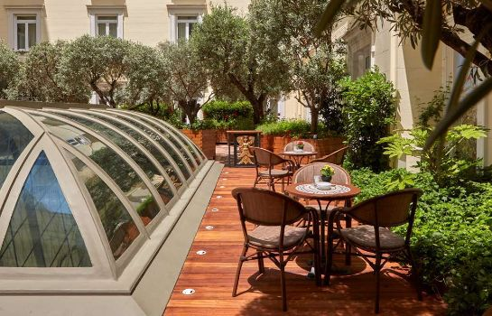 Hotel bar Hotel Grande Bretagne a Luxury Collection Hotel Athens
