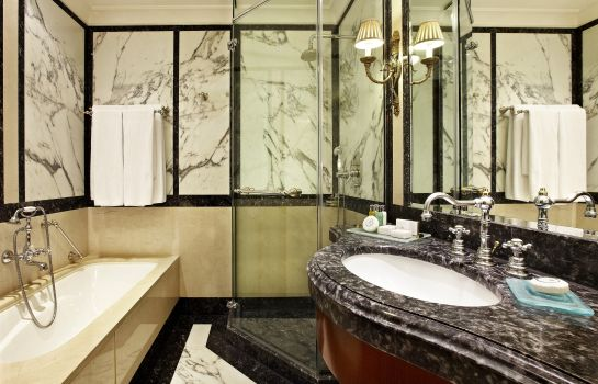 Bathroom Hotel Grande Bretagne a Luxury Collection Hotel Athens