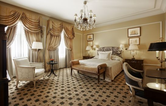 Junior suite Hotel Grande Bretagne a Luxury Collection Hotel Athens