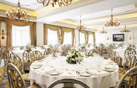 Conference room Hotel Grande Bretagne a Luxury Collection Hotel Athens