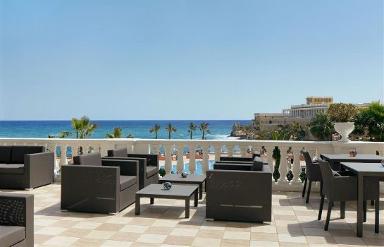 Bar hotelowy The Westin Dragonara Resort Malta