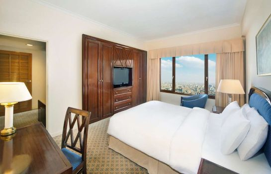 Room Hilton Cairo World Trade Center Residences
