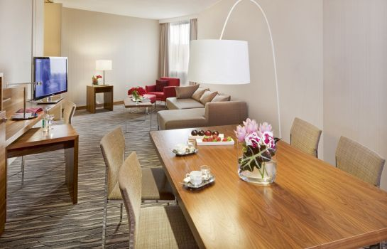 Junior Suite Moevenpick Hotel & Casino