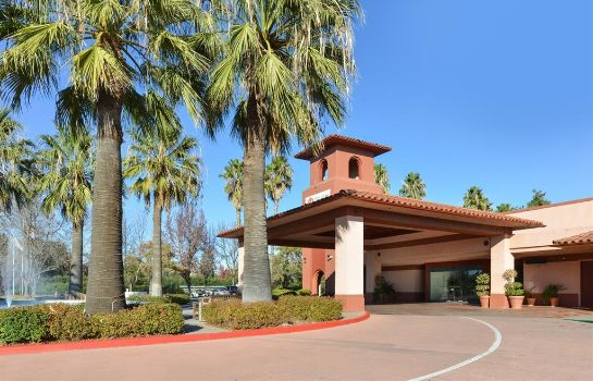 Exterior view Red Lion Hotel Woodlake Conference Center Sacramento