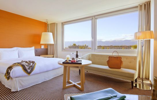 Junior Suite InterContinental Hotels GENEVE