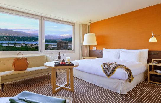 Zimmer InterContinental Hotels GENEVE