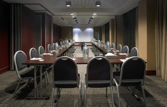 Meeting room NH Collection Roma Centro