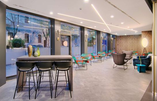 Lobby NH Collection Roma Centro