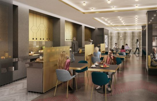Restaurant NH Collection Roma Centro