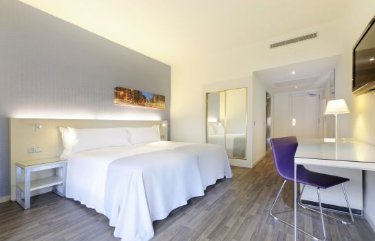 Double room (standard) Tryp Madrid Chamberi