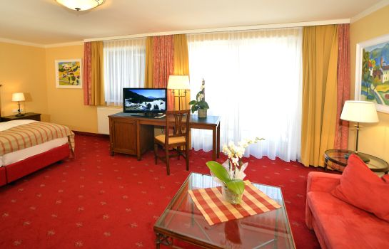 Junior Suite Karwendelhof