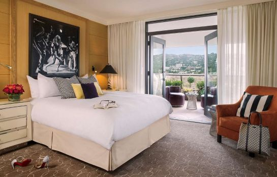 Zimmer Sofitel Los Angeles at Beverly Hills