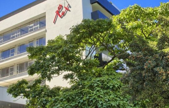 Exterior view Canberra Rex Hotel & Serviced Apartments