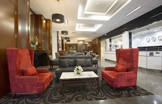 Lobby Canberra Rex Hotel & Serviced Apartments