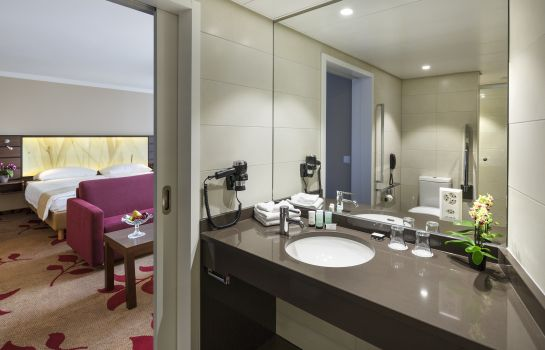 Junior Suite FIFA Hotel Ascot