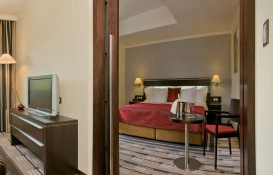 Suite Best Western Premier Hotel International Brno