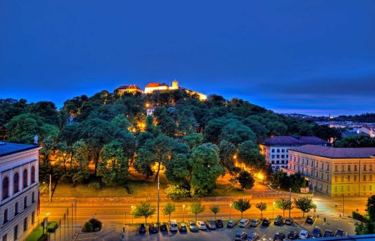 Info Best Western Premier Hotel International Brno