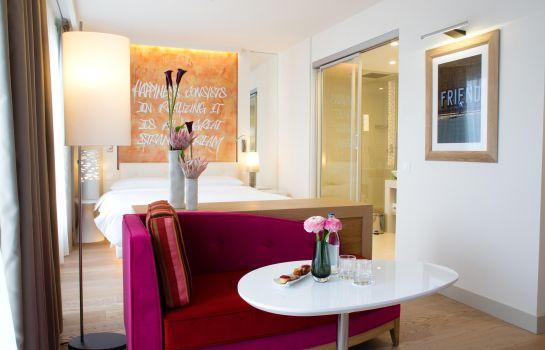 Junior Suite N'vY Manotel