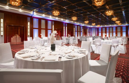Ballsaal The Westin Grand Frankfurt