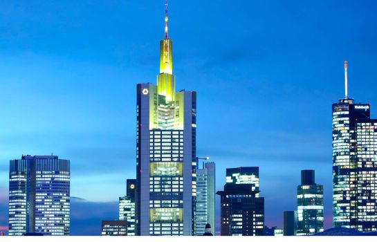 Umgebung The Westin Grand Frankfurt