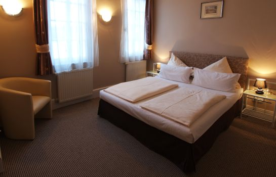 Double room (standard) Am Schloss Biebrich