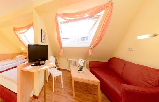 Double room (superior) Europa Bonn