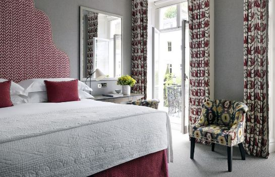 Standard room Firmdale Hotels Number Sixteen Hotel