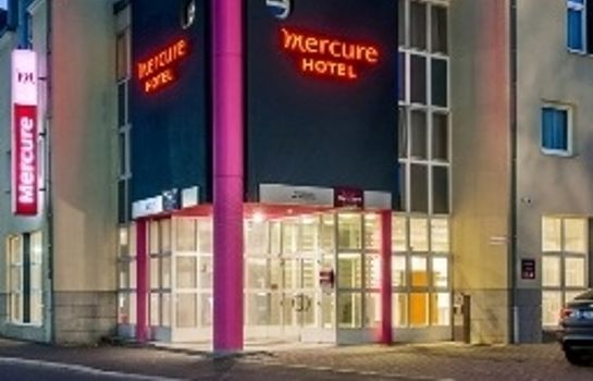 Exterior view Mercure Hotel Wuerzburg am Mainufer