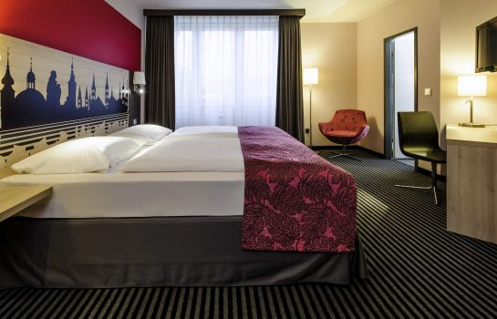 Standard room Mercure Hotel Wuerzburg am Mainufer
