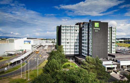 Exterior view Holiday Inn GLASGOW AIRPORT