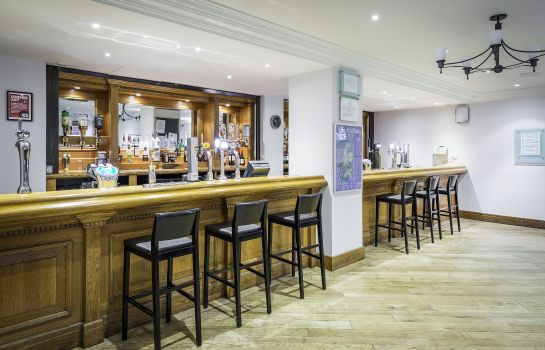 Hotel bar Holiday Inn GLASGOW AIRPORT