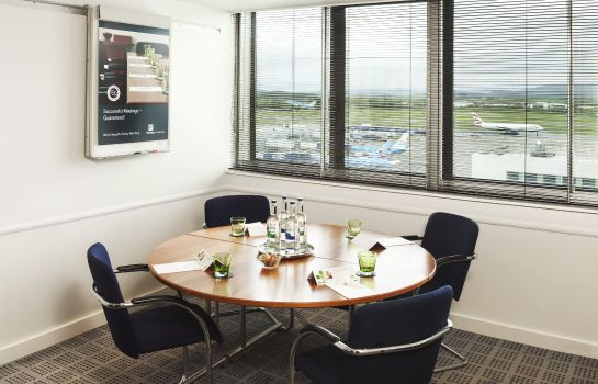 Conference room Holiday Inn GLASGOW AIRPORT