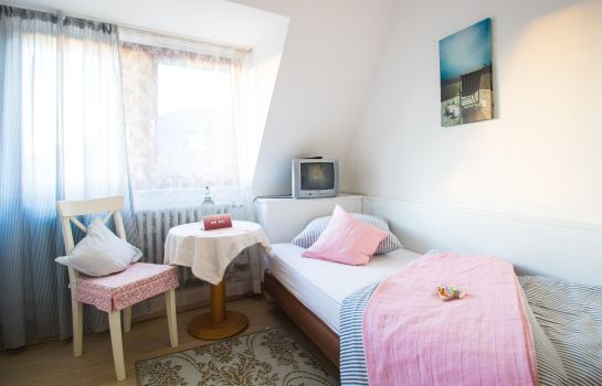 Single room (standard) Barbarossa Garni