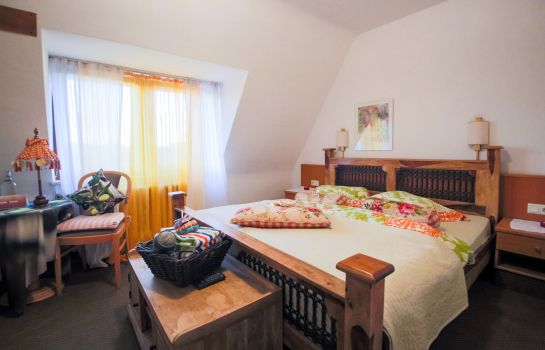 Double room (standard) Barbarossa Garni