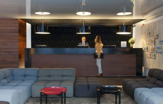 Hotelhalle Alexandra Barcelona Hotel Curio Collection by Hilton
