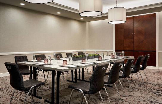 Conference room JW Marriott San Francisco Union Square
