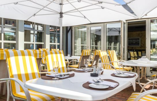 Terrasse Parkhotel Bad Griesbach