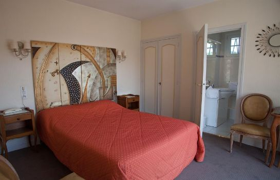 chambre standard Hotel Le Quercy
