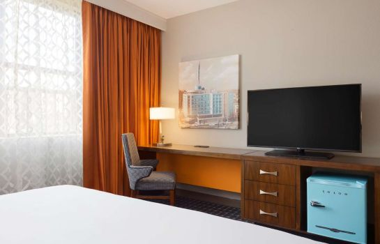 Chambre The American Hotel Atlanta Downtown - a DoubleTree by Hilton